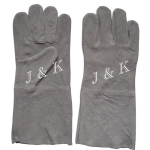 Welding Gloves (JK43106) pictures & photos