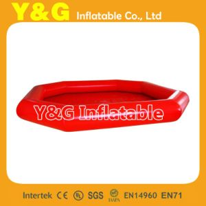 Red Family Inflatable Pool (GP058)