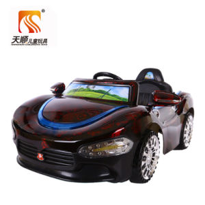 Red Color Mini Kids Ride on Car with RC Function pictures & photos