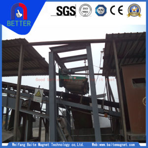 Rcyd Series Self-Cleaning Permanent Magnetic Separator for Iron Ore with Processing Equipment pictures & photos