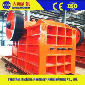 China Capacity 100-300t/H Stone Jaw Crusher pictures & photos