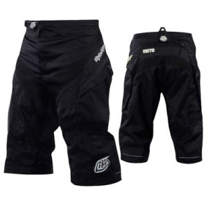Black Professional Mx/MTB Shorts Motocross OEM Sports Shorts (ASP05) pictures & photos