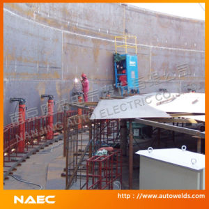 Automatic Top-to-Bottom Tank Welding Hydraulic Jacking System pictures & photos