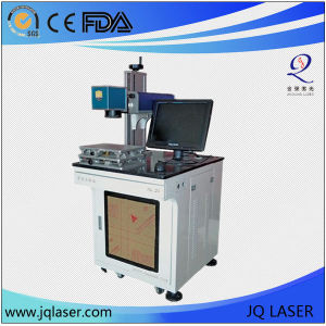 Fiber Marking Machine for Metal and Nonmetal Marking pictures & photos
