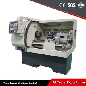 High Quality CNC Lathe Supplier (CK6432A) pictures & photos