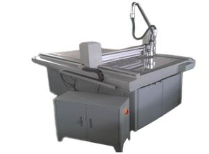 Acrylic Template Cutting Machine pictures & photos