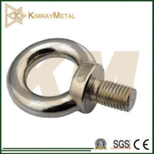 Stainless Steel Eye Bolt (DIN 580) pictures & photos