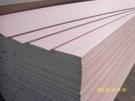 Standard Paper-Faced Plasterboard pictures & photos