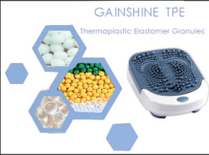 Gainshine Wearable/PRO-Environment TPE Material for Massager