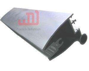 Aluminum Polished Profile for Shower Enclosure