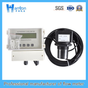 Liquid Fixed Ultrasonic Flowmeter (HT-010) pictures & photos