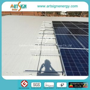 Rooftop Solar Panel Installation Mounting Structure for Metal Roof Tin Roof pictures & photos