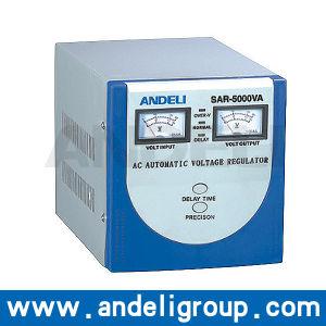AC. Automatic Voltage Regulator (SAR) pictures & photos