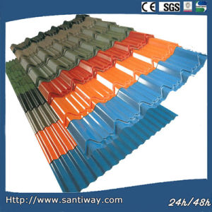 PPGI Ral Color Steel Roofing Sheet pictures & photos