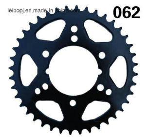 High Quality Motorcycle Sprocket/Gear/Sprockets/Motorcycle Parts pictures & photos