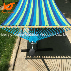 Portable Camping Hanging Swing Bed Heavy Duty Hammock pictures & photos