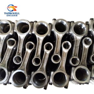CNC Machined Forged Steel Auto Connecting Rod pictures & photos