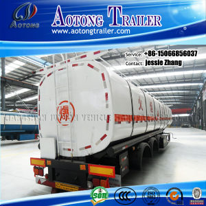 Double Axle Oil Tanker Trailer for Sale pictures & photos