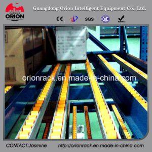 Carton Flow Self Slide Roller Shelf Rack pictures & photos