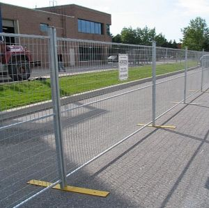Temporary Fence Panel / Portable Fence (Factory) pictures & photos