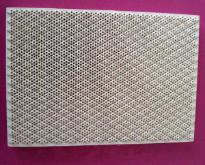 Honeycomb Plate Infrared Ceramic Plate for Gas Cooker pictures & photos
