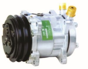 SD505 Auto Air Conditioner Compressor pictures & photos