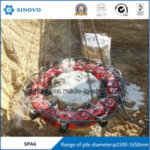 Full hydraulic pile breaker SPA6 pictures & photos