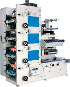 Flexo- Graphic Printing Machine