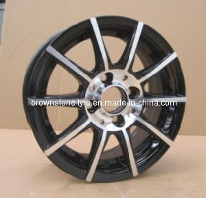 Sales Hot Aluminum Wheel with Via & TUV pictures & photos