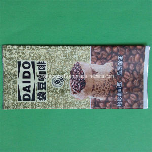 Plastic Coffee Bag with Side Gusset pictures & photos