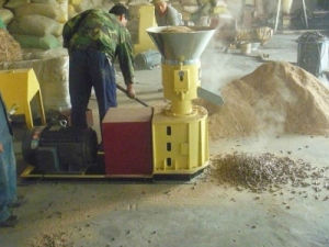 Hot Sale High Qualtiy Good Price Flat Die Animal Feed Pellet Machine / Animal Feed Pellet Mill pictures & photos