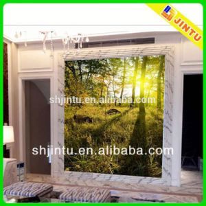 Custom Printing Vinyl Rustic Country Scenery Wall Mural Sticker