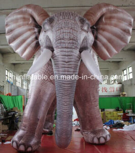 Advertising Giant Inflatable Elephant, Inflatable Elephant Replica pictures & photos