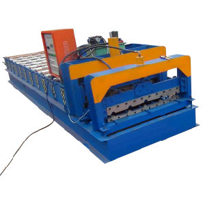 Roofing Tile Glazed Tile Roll Forming Machine pictures & photos