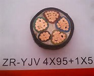 0.6/1kv, Low Voltage Power Cable, PVC Insulated/PVC Sheath, 4*95mm2+50mm2 pictures & photos