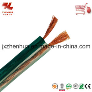 24AWG 22AWG 20AWG CCA Transparent Speaker Cable Factory From China pictures & photos