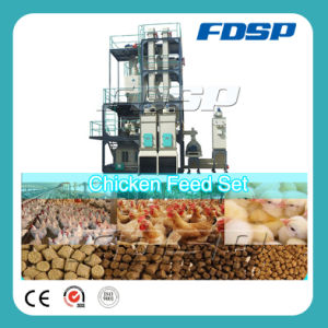 Modular Containerized Compact Feed Mill for Cattle Feed Plant pictures & photos