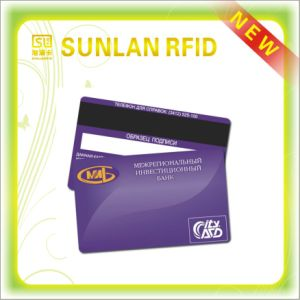 Buy PVC Preipaid Card with Signature Panel (5015) pictures & photos