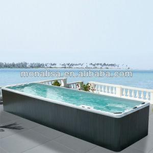 Massage Garden Acrylic SPA Swim Pool (M-3326) pictures & photos