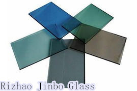 Good Quality Coated Safety Glass with Competitive Price (JINBO) pictures & photos