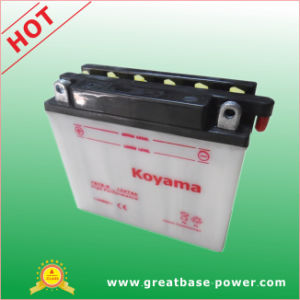 Conventional Type Motorcycle Battery Yb7b-B-12V7ah pictures & photos