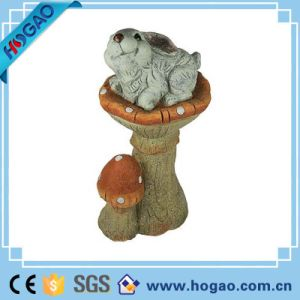 Popular Design Polyresin Garden Decoration Resin Mushroom pictures & photos