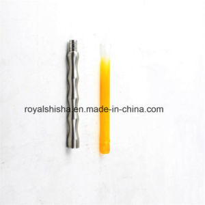 Wholesale Smoking Stainless Steel and Glass Hookah Tips pictures & photos