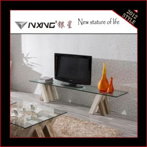 Morden TV Stand Furniture with Marble D3311