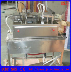 Glass Ampoule Filling and Sealing Machine for Small Type pictures & photos