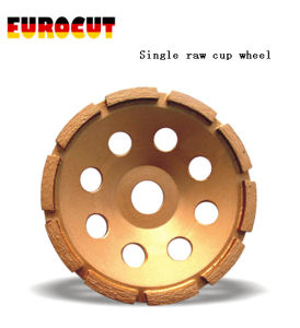 Single Row Diamond Cup Wheel