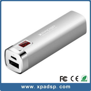 2600mAh Mobile Power Bank Charger