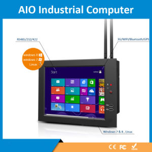 "Windows 7 /Windows 8 / Linux 3G with 10.4"" Aio Industrial Panel PC pictures & photos"