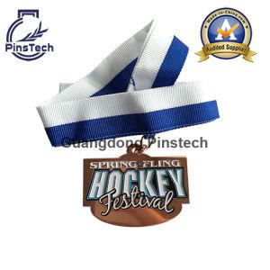 Customized Hockey Sports Medal Awards, Free Artwork