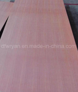 Best Selling Cheap Price Sapele Wood Veneer pictures & photos